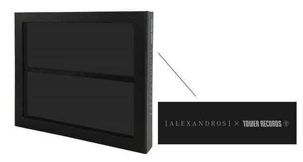 [ALEXANDROS]×TOWER RECORDSラバーバンドコレクションBOX