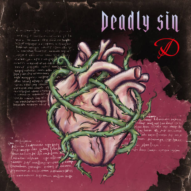 シングル「Deadly sin」【TYPE-C】(CD)