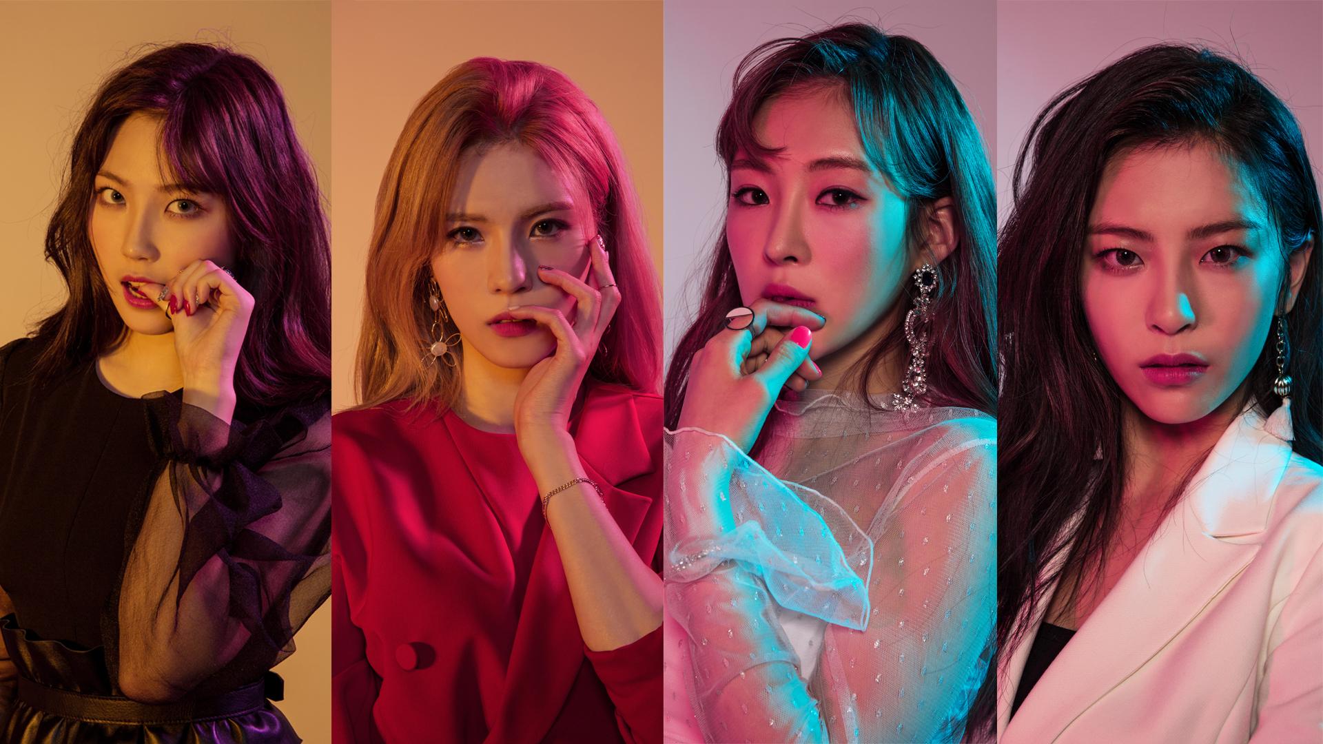 Neon Punch:サバイバルオーディション番組「MIX NINE」で最高7位に入ったベカをはじめ、抜群のルックスと実力でYGエンタテイメントのヤン・ヒョンソク代表をうならせたメンバーが集結し、今年 6月韓国でデビュー。8月には日本初のファンミーティング& リリースイベントを開催。今後日本でもさらなるブレイクが期待されるガールズグループ!