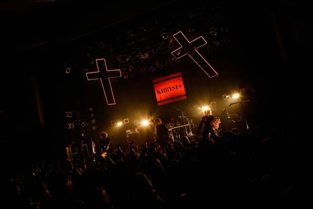 11月1日@東京・TSUTAYA O-WEST photo by コザイリサ