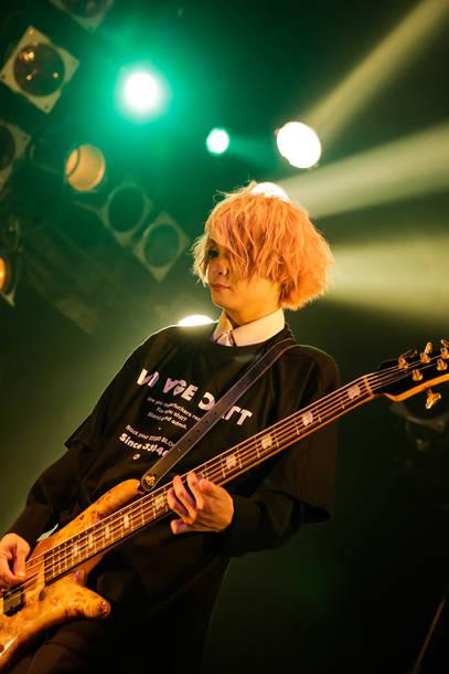 11月1日@東京・TSUTAYA O-WEST(IЯU) photo by コザイリサ