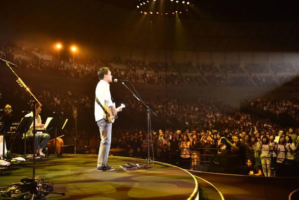 """【小田和正 ライヴレポート】 『Kazumasa Oda Tour 2018  """"ENCORE!!""""』 2018年10月31日 at 横浜アリーナ"""