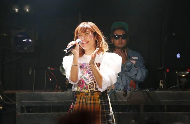 11月2日@渋谷・clubasia(MAY'S) photo by 森 久