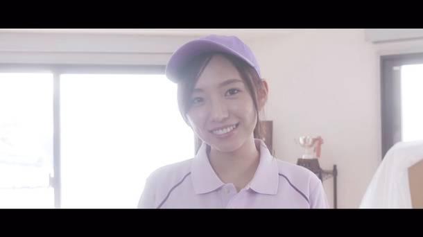 新内眞衣 PV