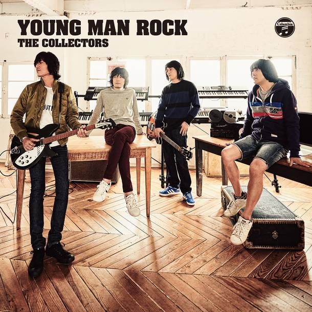 アルバム『YOUNG MAN ROCK』