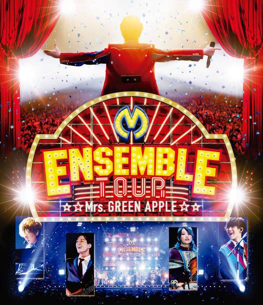 DVD&Blu-ray『ENSEMBLE TOUR 〜ソワレ・ドゥ・ラ・ブリュ〜』