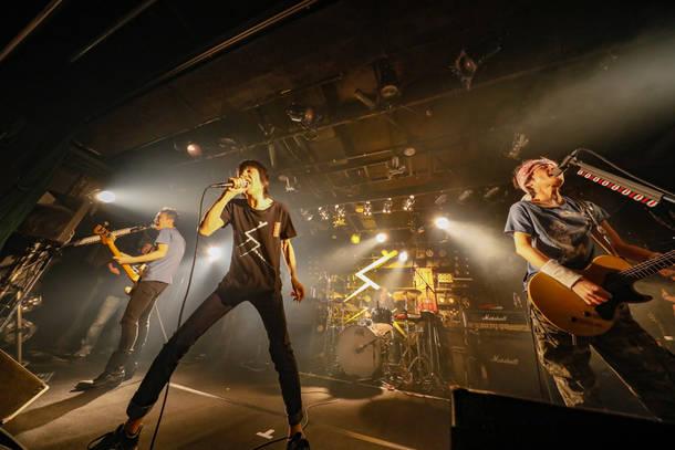 11月7日(水)@高崎club FLEEZ photo by 柴田恵理