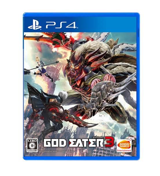 『GOD EATER 3』