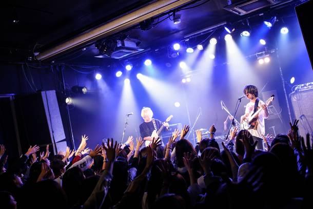 【リアクション ザ ブッタ  ライヴレポート】 『リアクション ザ ブッタ  「Single Focus」Release Tour2018』2018年11月2日 at 西川口Hearts