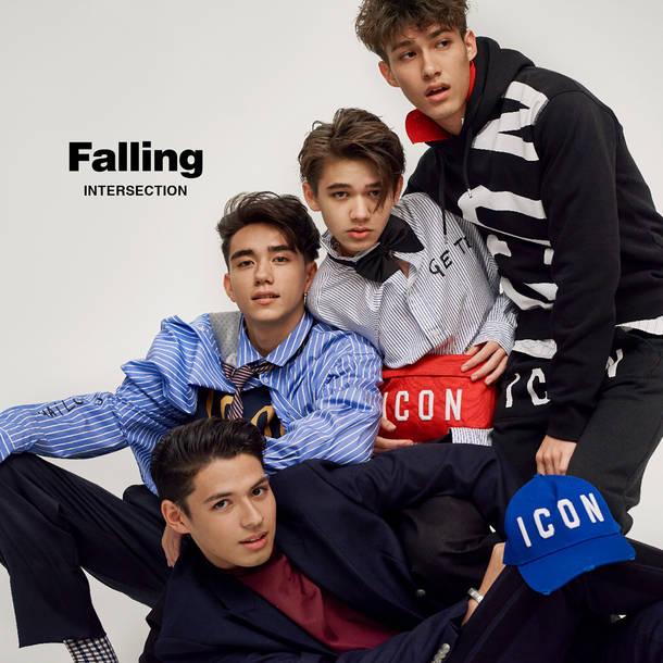 配信シングル「Falling」