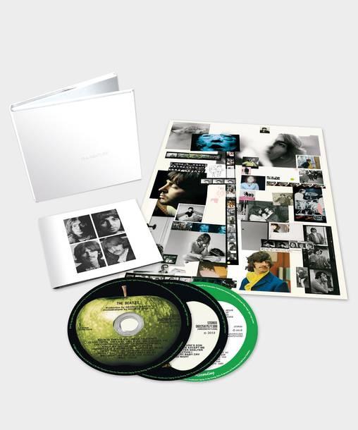 アルバム『ザ・ビートルズ(ホワイト・アルバム)』【3CDデラックス・エディション】