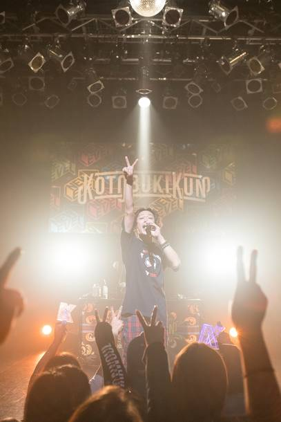 11月10日@渋谷O-WEST photo by Real☆Shot MASATO