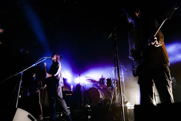 【サイダーガール ライヴレポート】『サイダーガール 2nd ALBUM 先取りツアー サイダーのゆくえ  -半透明、2018 秋-』 2018年10月30日 at 渋谷WWW