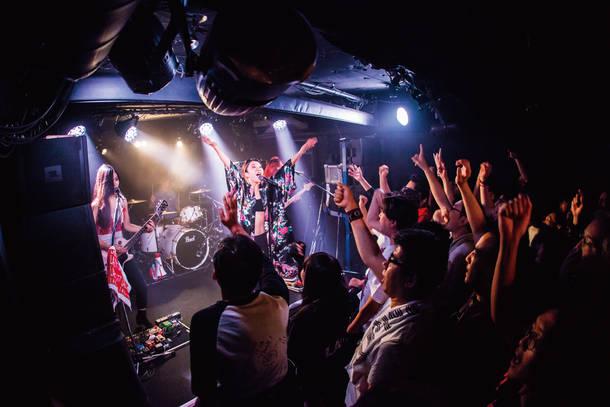 11月11日(日)@東京・下北沢LIVEHOLIC