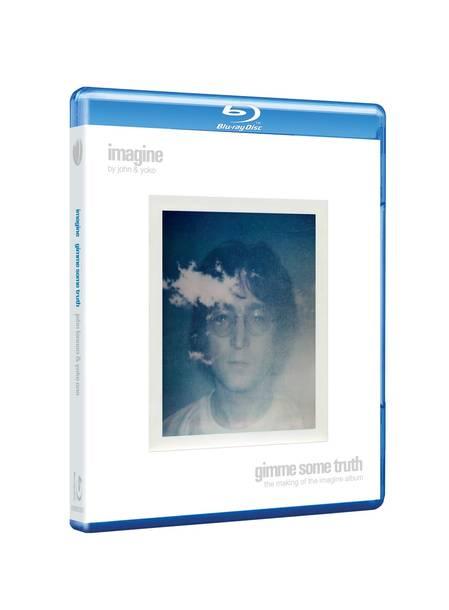 DVD&Blu-ray『イマジン/ギミ・サム・トゥルース』/ジョン・レノン&ヨーコ・オノ
