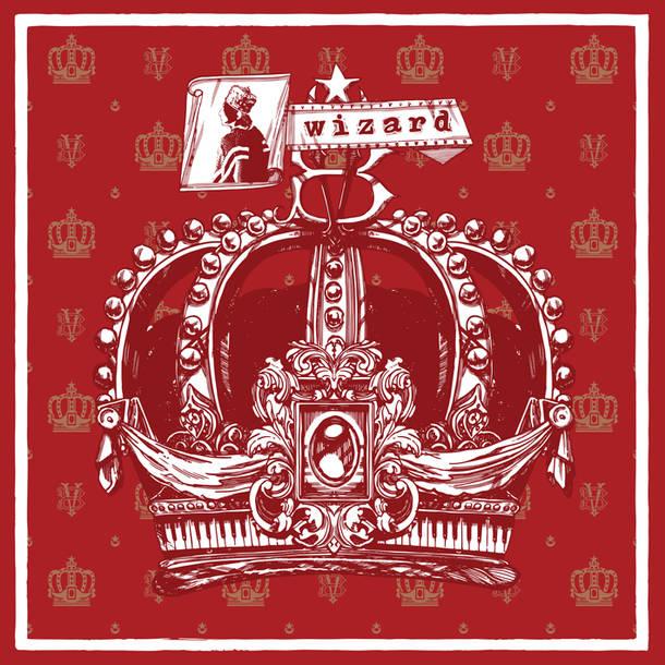 アルバム『wizard』【通常盤】(CD)