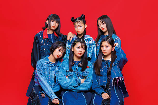 写真左上より時計回り、星野蒼良、西垣有彩、希山 愛、瀬田さくら、上田理子、春乃きいな