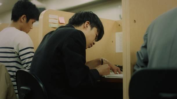 カロリーメイト新CM『心の声』篇 15秒カット