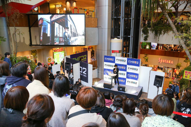 11月17日@心斎橋BIGSTEP大階段イベントスペース