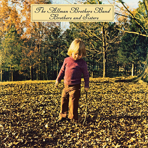 『Brothers And Sisters』('73)/The Allman Brothers Band