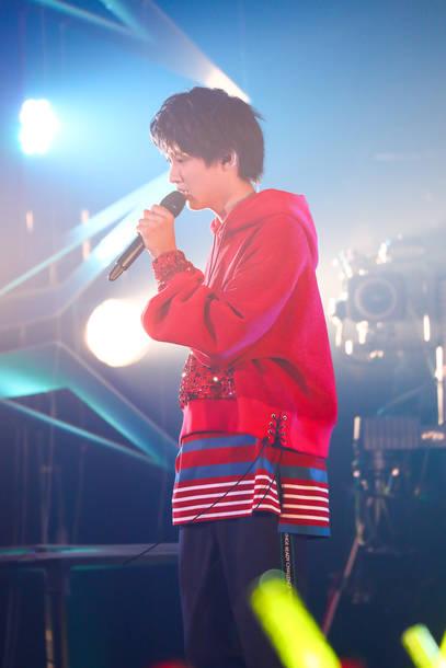 11月23日@豊洲PIT photo by 笹森健一
