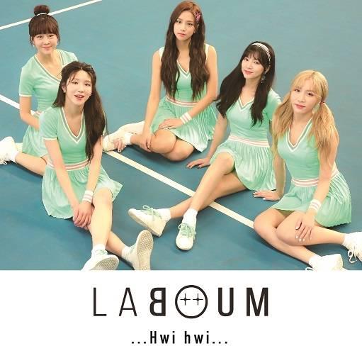 シングル「Hwi hwi」【通常盤A】(CD)