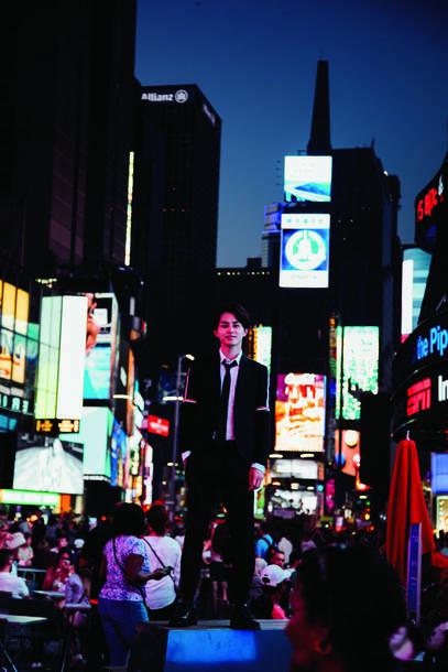 『NYLON guys JAPAN TAKUYA STYLE BOOK』