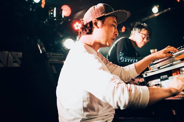 11月24日(土)@東京・LIVE HOUSE FEVER