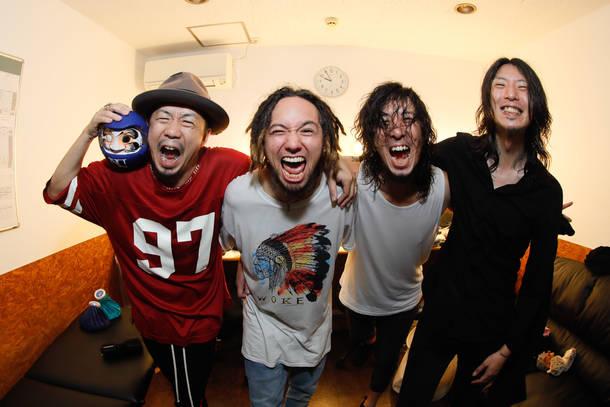 2018年11月19日 at Zepp Tokyo(撮影:Yoshifumi Shimizu)