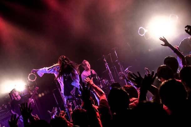 11月19日@東京・TSUTAYA O-WEST(CODE OF ZERO)