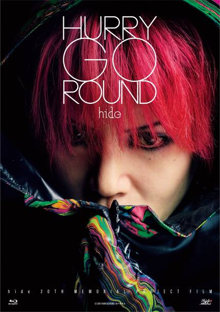 Blu-ray & DVD『HURRY GO ROUND』