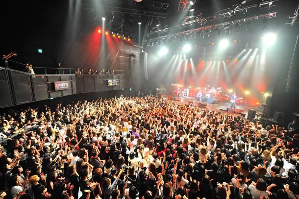 2018年11月21日 at マイナビBLITZ赤坂