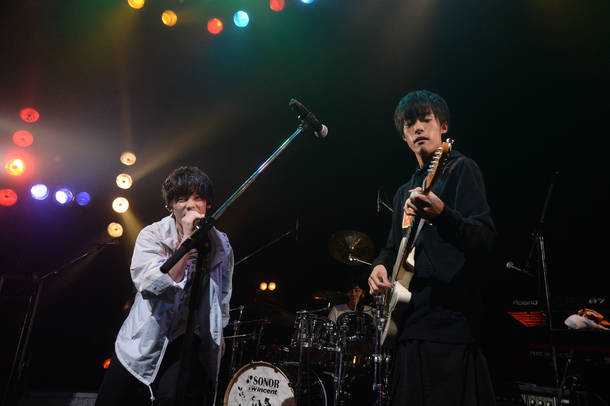 2018年11月26日 at TSUTAYA O-WEST
