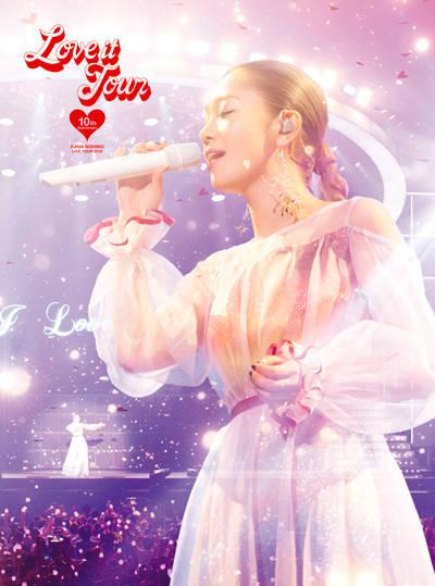 Blu-ray&DVD『LOVE it Tour ~10th Anniversary~』【DVD】