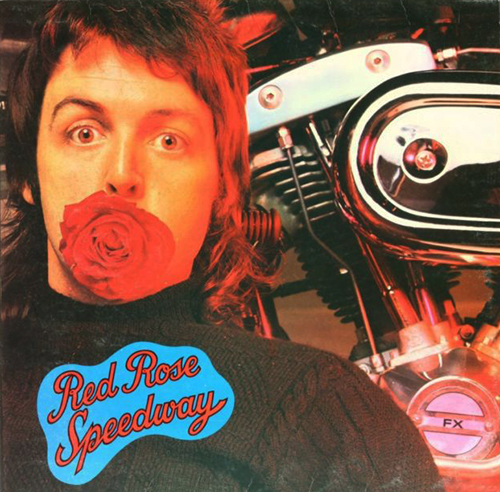 『Red Rose Speedway』('73)/Paul Mccartney & Wings