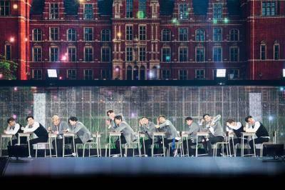 "『SUPER JUNIOR WORLD TOUR ""SUPER SHOW 7""』東京ドーム公演"