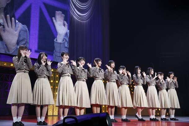 12月3日(月)@日本武道館(4期生ライブ)
