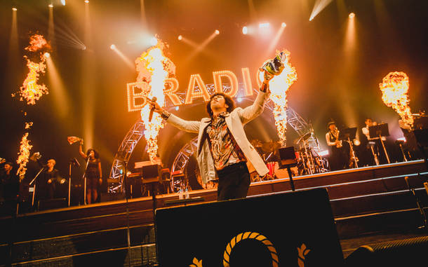 【BRADIO ライヴレポート】 『YES Release tour 2018 ~ORE to OMAE de  BOOM BOOM BOOM~』 2018年11月22日 at NHKホール