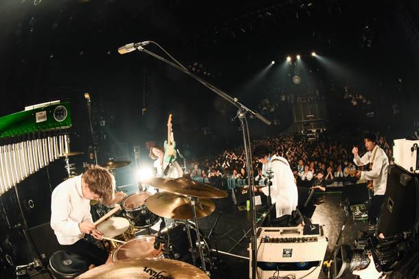 2018年11月28日 at マイナビBLITZ赤坂