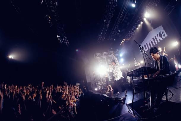 12月5日(水)@福岡 DRUM LOGOS photo by 後藤壮太郎