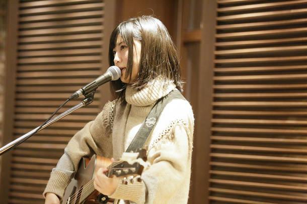 12月5日@大阪・ライトガーデン photo by 森  好弘