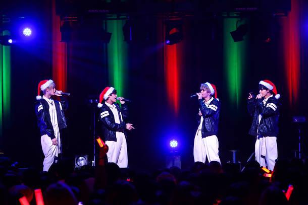 2018年12月2日 at マイナビBLITZ赤坂