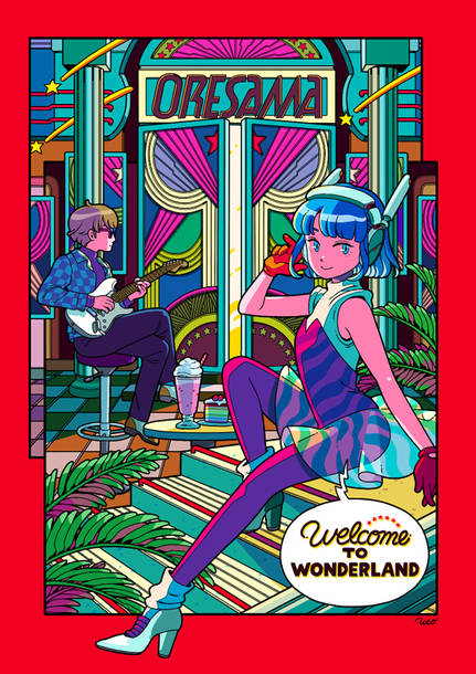 Blu-ray『Welcome to WONDERLAND Vol.1』