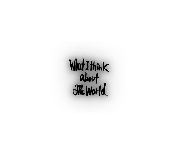 [CD] 照井利幸『What I think about the world』