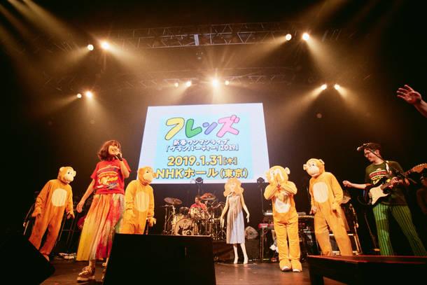2018年11月29日 at TOKYO DOME CITY HALL(撮影:kondo midori)