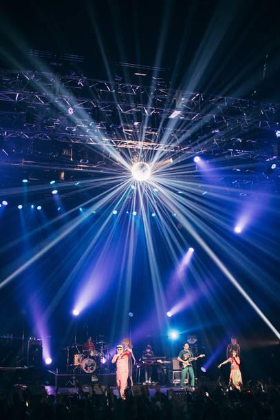2018年11月29日 at TOKYO DOME CITY HALL(撮影:RAY OTABE)