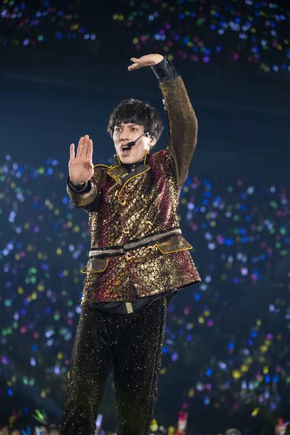 12月7日@さいたまスーパーアリーナ