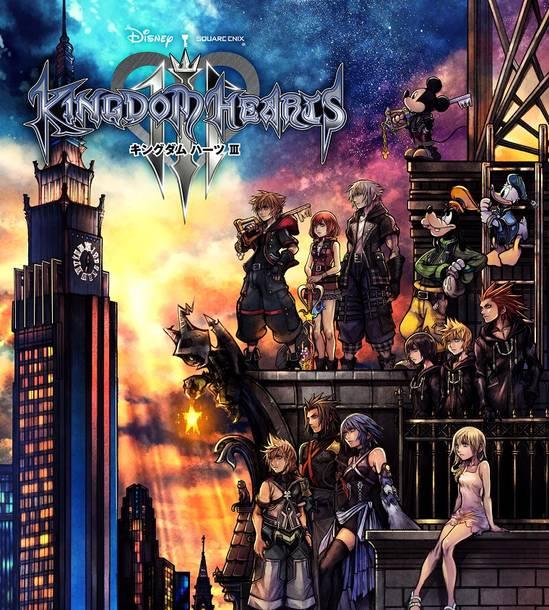 ゲームソフト『KINGDOM HEARTS III』