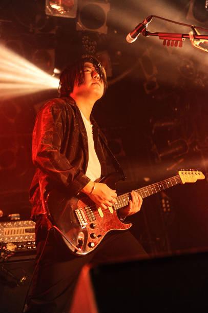 2018年11月29日 at 渋谷CLUB QUATTRO