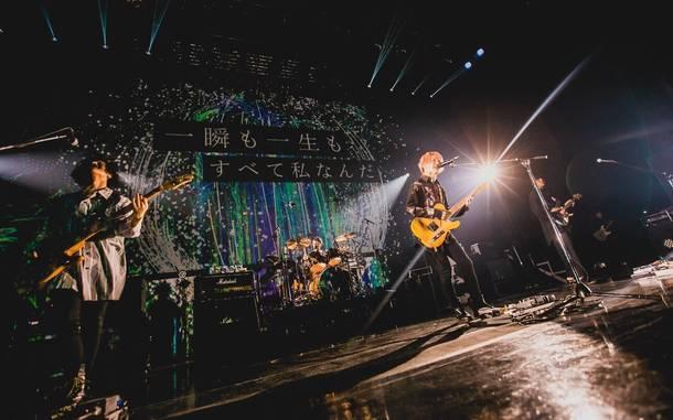 【感覚ピエロ ライヴレポート】 『ありあまるフィクション  ONE-MAN TOUR 2018/AW 〜Road to MAKUHARI〜』 2018年12月7日  at Zepp DiverCity TOKYO